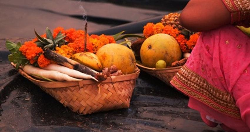 chhath puja 2020: don''''''''t  do that this work next 4 days anjsnt