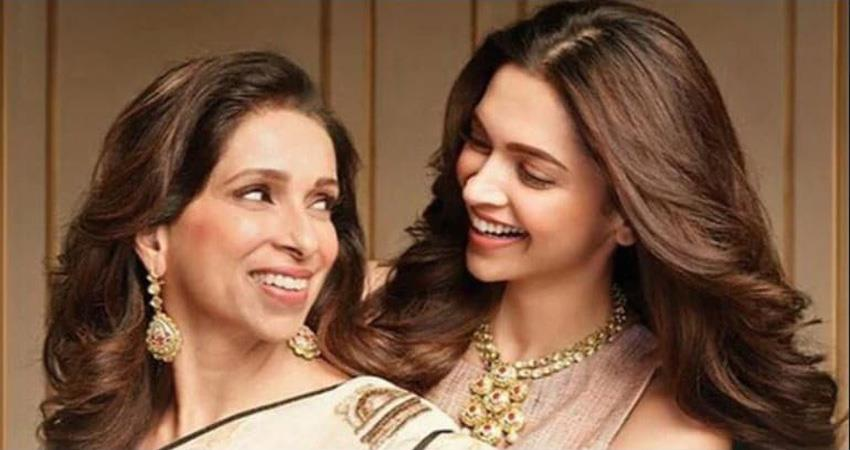 Deepika padukone arrive banglore to celebrate her mom bdy sosnnt