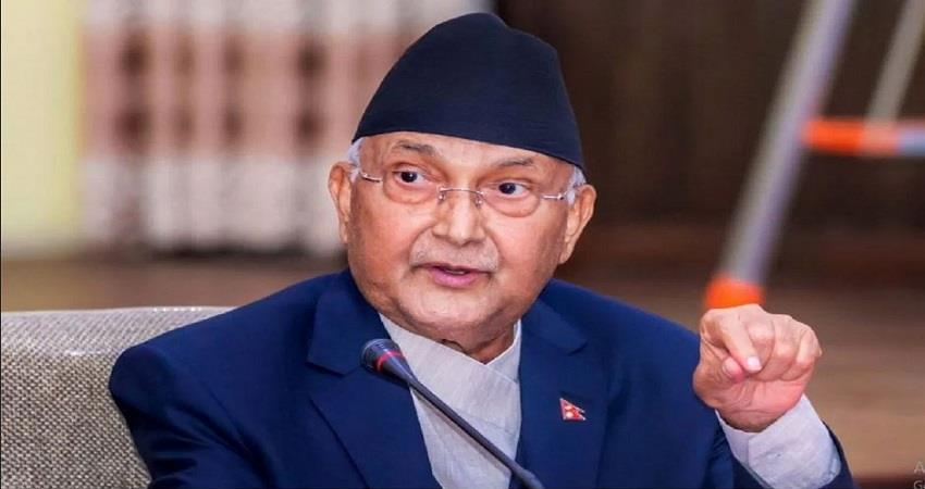 pm oli''''s chair survived, ruling communist party meeting postponed  prsgnt