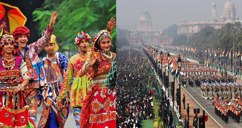 Republic Day Parade 2020 Garba to present 150 girls from schools in Gujarat