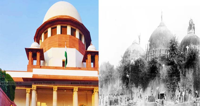 1949 quarrel became the reason for the trial ayodhya