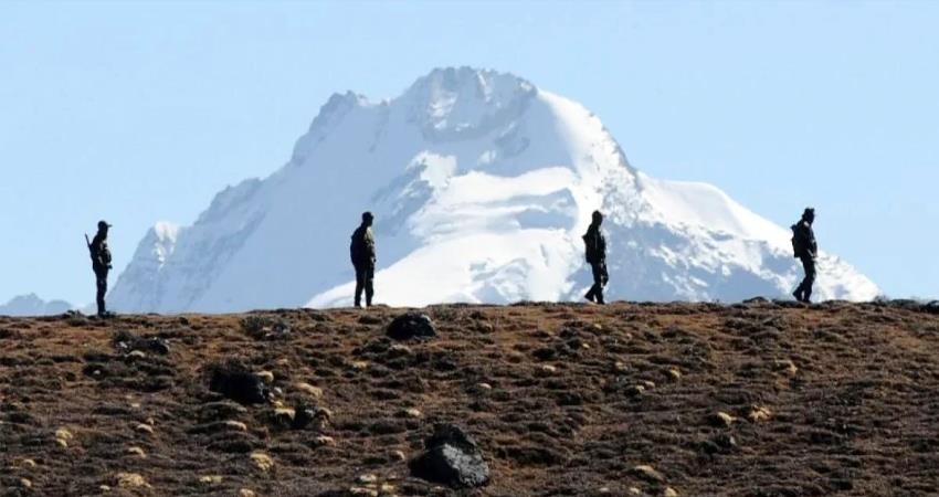 Indian Army achieved great success captured 6 hills of Chinese border in 20 days prshnt