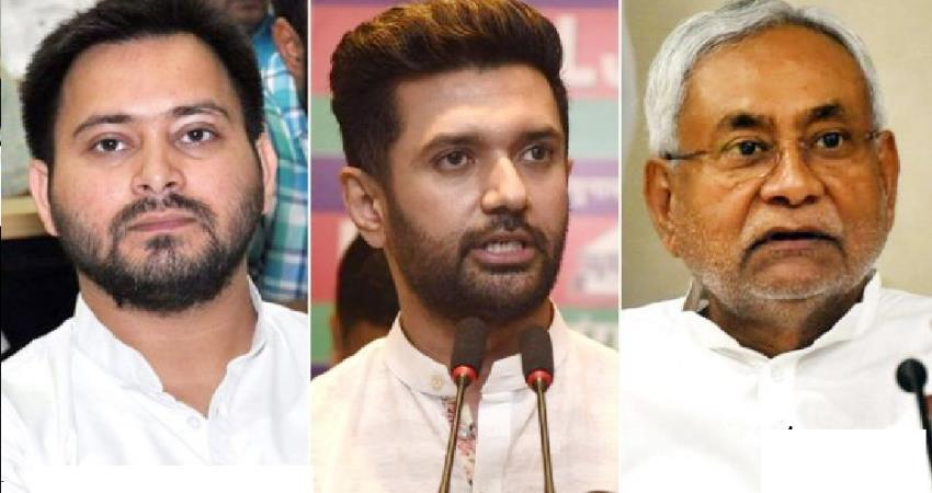munger lathicharge took political angle tejashwi and chirag attacked cm nitish pragnt