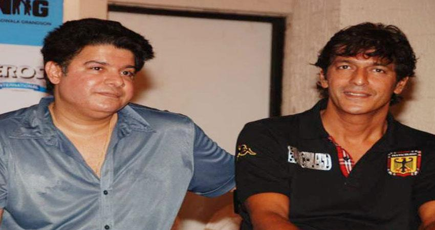 chunky pandey supports sajid khan for metoo Allegations