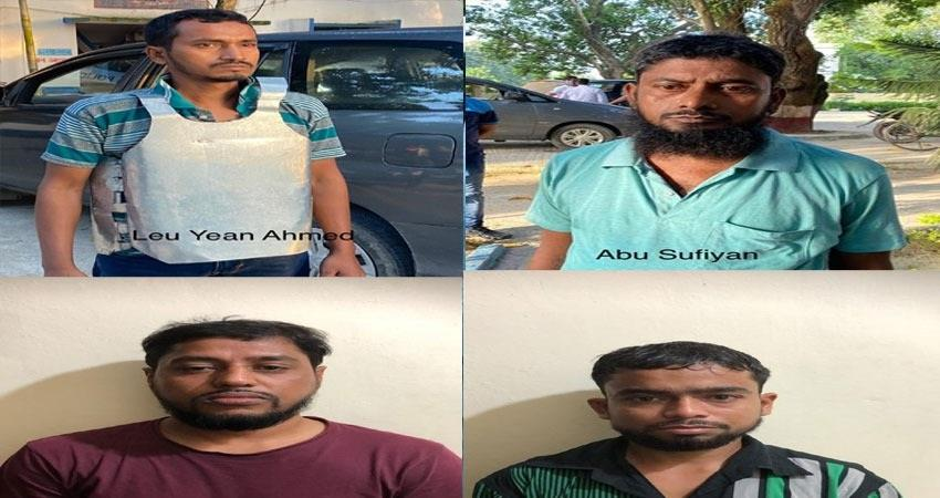9 terrorists associated with al-qaeda arrested in kerala and bengal sohsnt