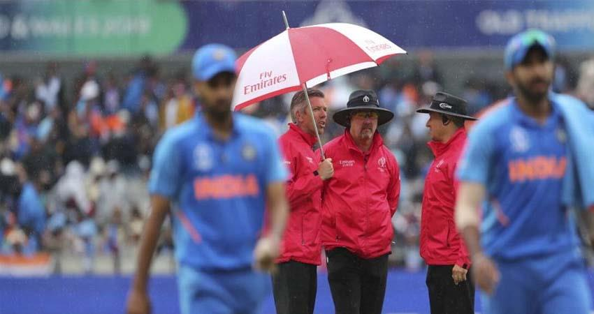 rain can also play a crucial innings during india vs new zealand game