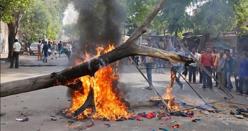 hathras case cfi members arrested linked to delhi riots kmbsnt
