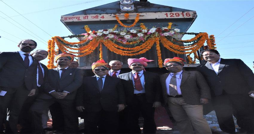 punjab haryana goods will now reach gujarat port in 24 hours