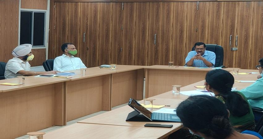 delhi govt will do double corona testing 40k per day corona test in delhi  kmbsnt