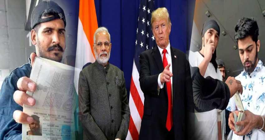 america sent 145 indians back to delhi