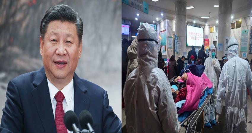 coronavirus kills 2236 deaths president xi jinping china development