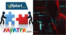 फ्रॉड करने वालों ने चोरी किया Flipkartव Myntra का कस्टमर डाटा