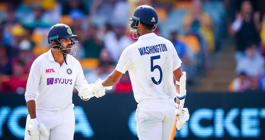 india won the series by defeating england by an innings and 25 runs musrnt