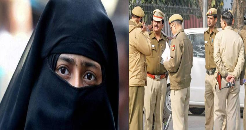 man arrested in azad market area on charges of giving triple talaq to his wife delhi