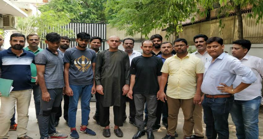150 kg heroin recovered from afgani smugglers