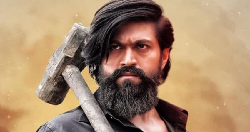 KGF star Yash believes his world see picture ANJNST