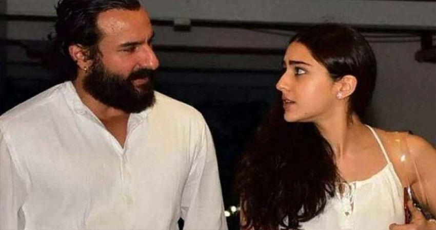 saif ali khan was red with anger when sara told kareena aunty anjsnt