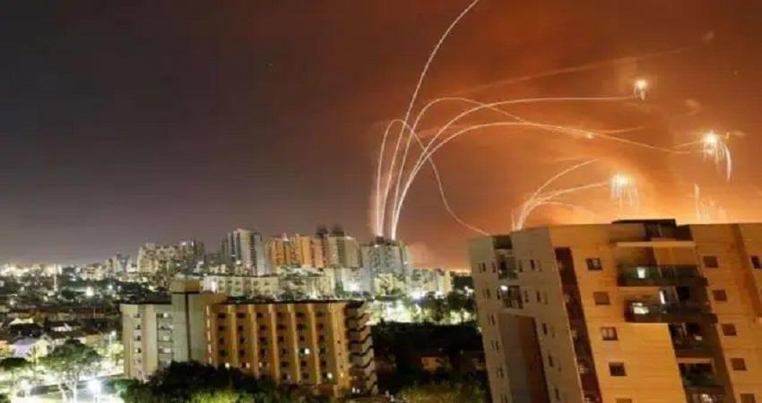 video israel iron dome saves thousands of lives palestine rockets fired wind pragnt