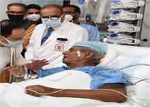 कल्याण सिंह के स्वास्थ्य में सुधार, प्रधानमंत्री ने फोन कर कुशलक्षेम जाना