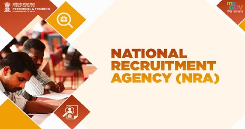 know what is the national recruitment agency how will it work sohsnt