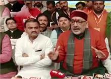 मोदी के मंत्री के बिगड़े बोल, देवबंद को बताया आतंक की गंगोत्री
