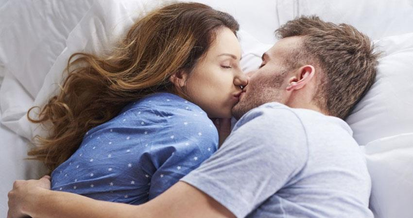 5 benefits of kissing to someone