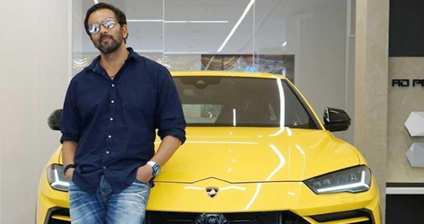 Rohit Shetty Buy a new Lamborghini Urus