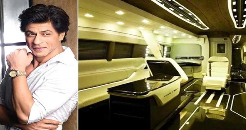 swara bhaskar love shahrukh khan vanity van