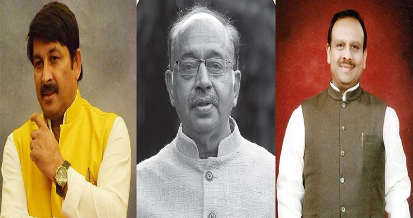 bjp will not project cm face in delhi elections