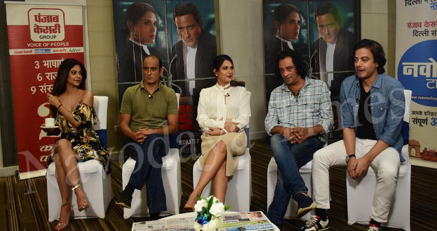 exclusive interview of section 375 with starcast akshaye khanna and richa chadda