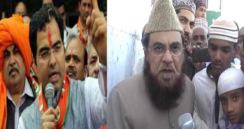 shahi imam on illegal mosque bjp should inspect every religious place not only mosque