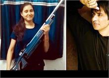 सोनू सूद ने की नेशनल शूटर कोनिका लायक की मदद, भेजी 2.5 लाख की जर्मन राइफल