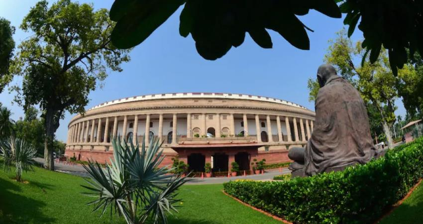 no winter session of parliament due to corona pandemic budget session in january pragnt