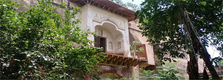 haveli which was once the first kachhari of delhi