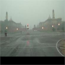 ठंड ने हटाए राजधानी से प्रदूषण के जहरीले बादल, सांस लेने लायक हुई हवा!