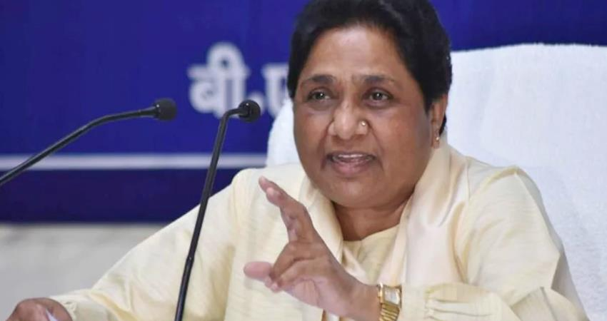 bsp-president-mayawati-condemned-the-uproar-during-the-tractor-parade-prshnt