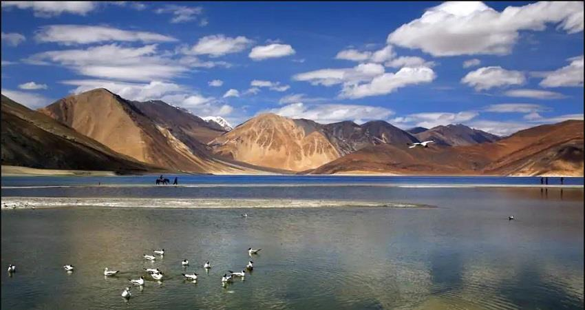 china insists indians vacate chushul heights, india says clear pangong north prsgnt