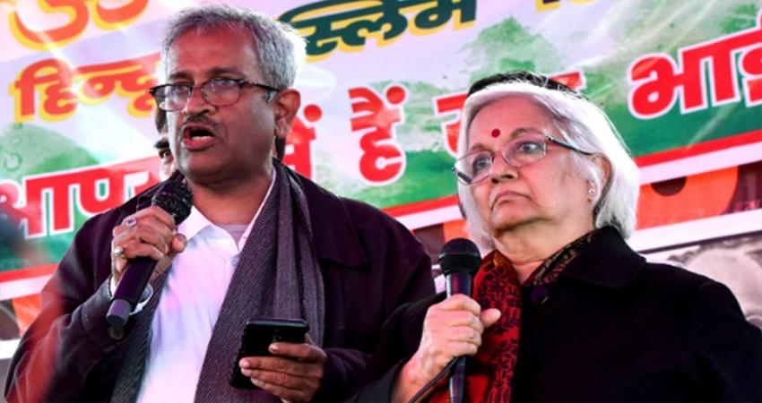 interlocutor sanjay hegde sc shaheen bagh caa protest