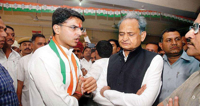 rajasthan: pilot removed as deputy cm, three ministers expelled musrnt