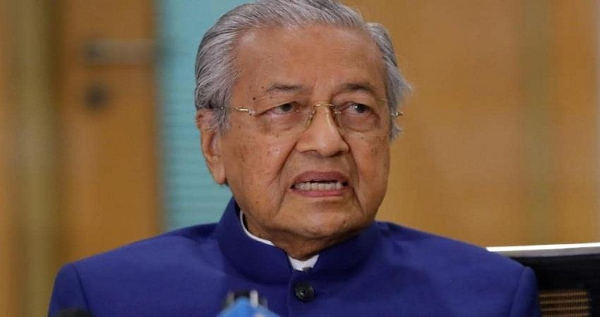 former pm of malaysia said muslims have the right to kill french people sohsnt
