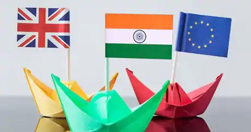 ''''''''britain separation  european union impact on india aljwnt