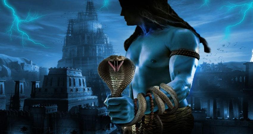 pray with anger can provoke lord shiv to curse you