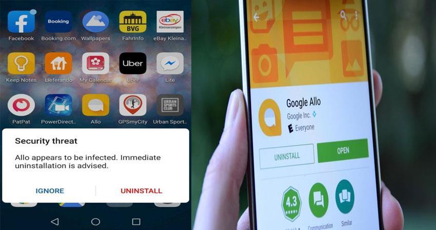 huawei smartphones google allo app is dangerous know matter