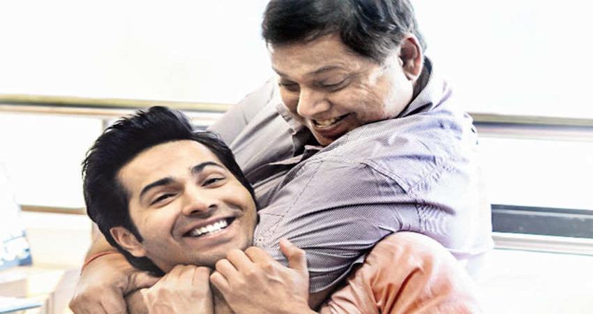 varun dhawan on working with father david dhawan