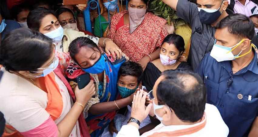 home ministry constitutes four-member team to investigate bengal violence musrnt