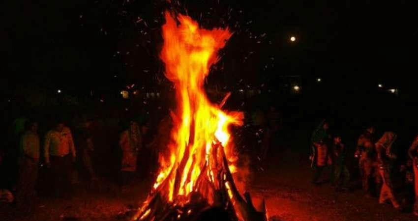 holi 2021: know what is the auspicious time of holika dahan and worship method anjsnt