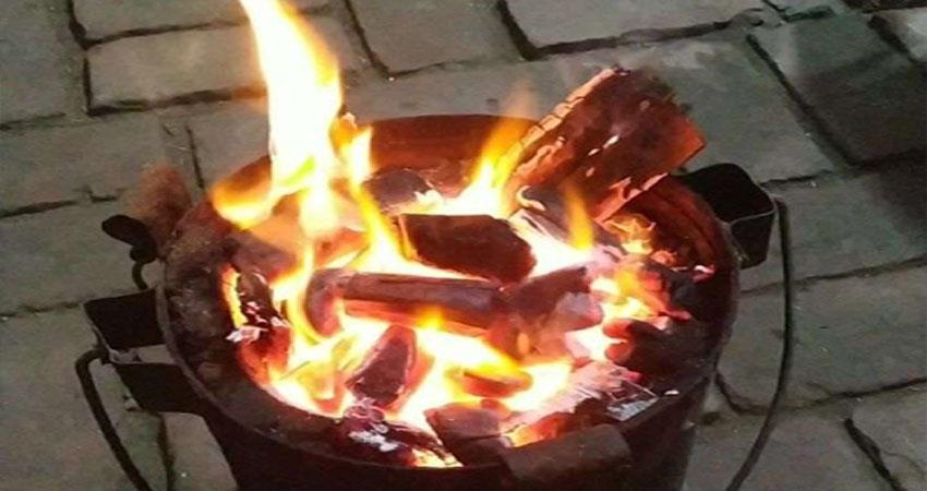 untimely deaths from sleeping by burning fireplace aljwnt