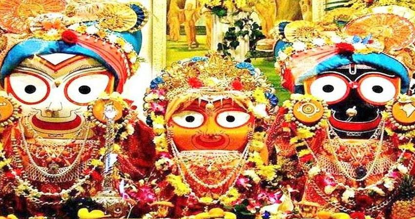 why jagganath rathyatra has been celebrated in india