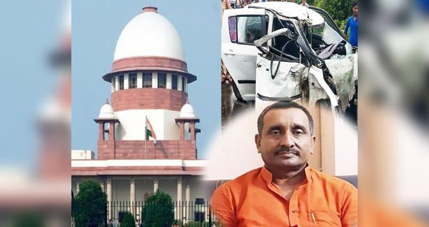 unnao case supreme court gives 2 more weeks to cbi government will give 5 lakh to lawyer
