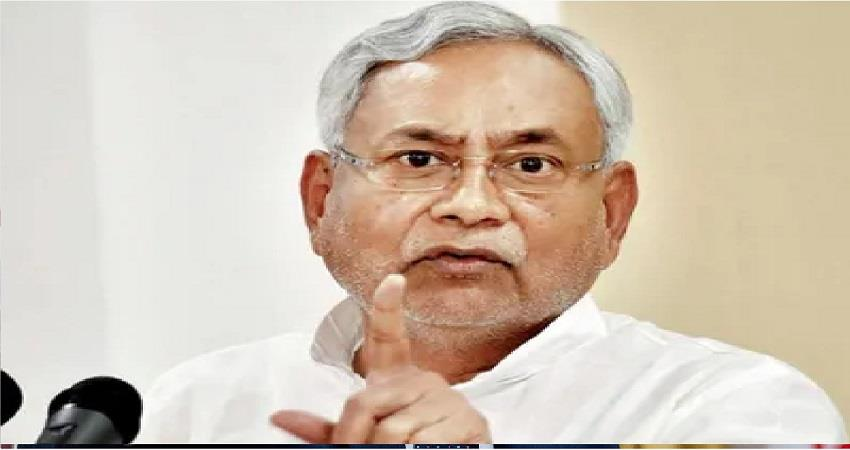 we work, we are not able to promote cm nitish kumar prshnt